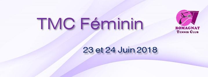 TMC FEMININ – JUIN 2018